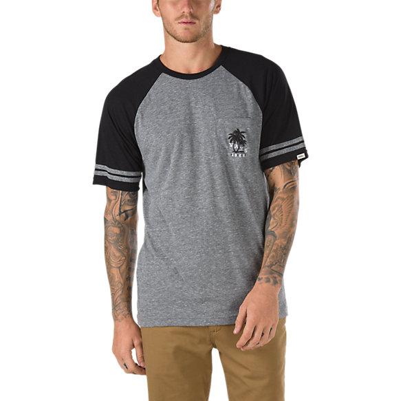 Shady Spots Ss Raglan T Shirt Shop At Vans