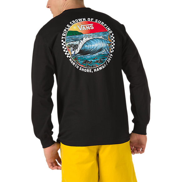 Triple Crown Scenic Long Sleeve T-Shirt