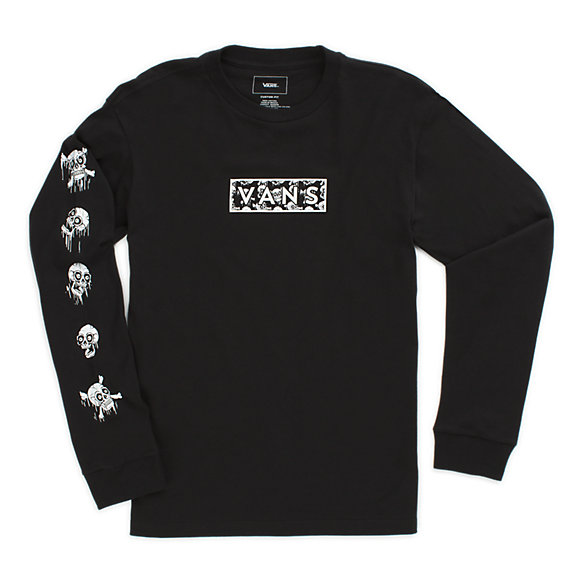 Boys Them Bones Long Sleeve T-Shirt