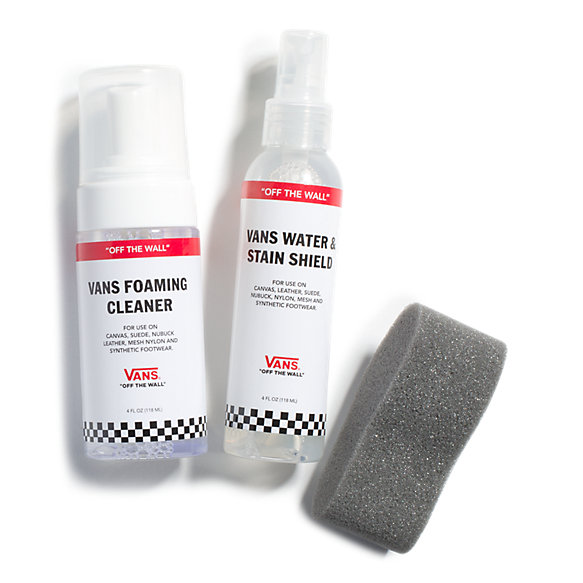 Vans Shoe Care Canvas Kit