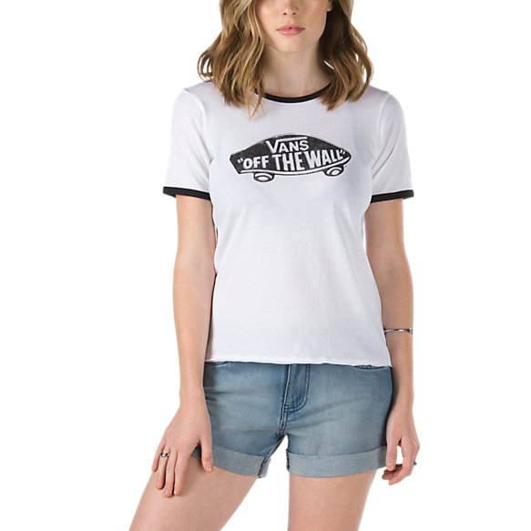 Authentic Skate Cropped T-Shirt