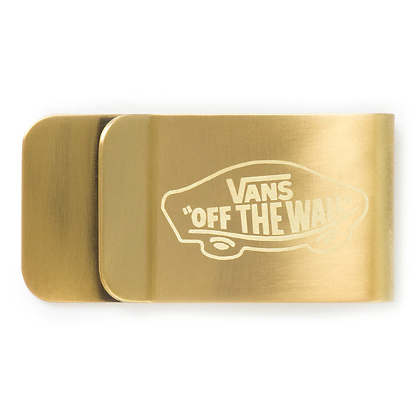 Vans Money Clip