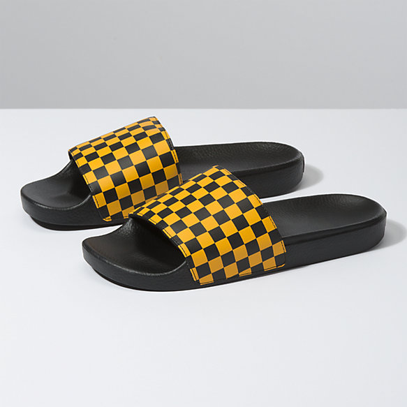 83be79143 Checkerboard Slide-On | Shop At Vans
