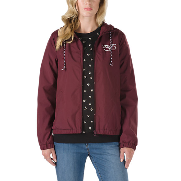 Kastle Windbreaker | Shop Womens Jackets At Vans