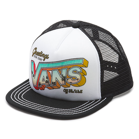 Lawn Party Trucker Hat