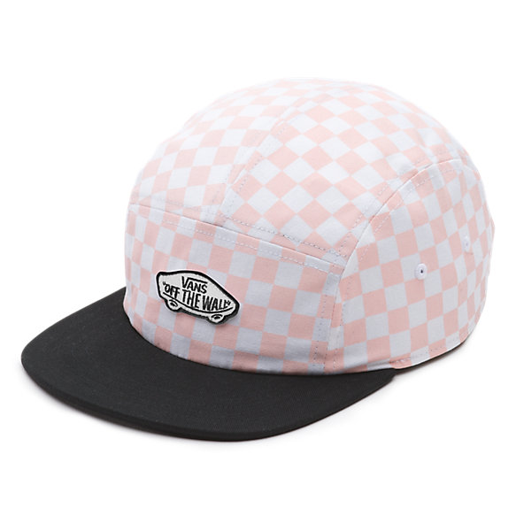 Vans Checkerboard Camper Hat