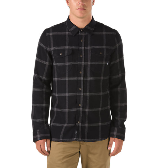 Wayland Flannel Shirt