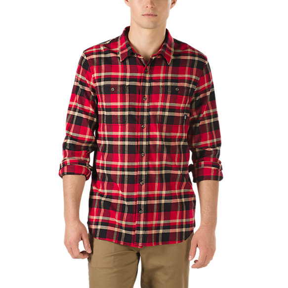 Banfield Flannel Shirt Shop At Vans