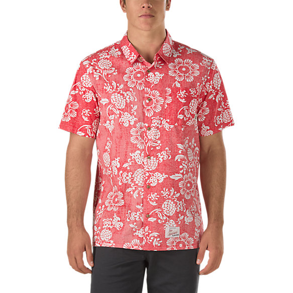ea5535cc740ff0 50th Duke Aloha Buttondown Shirt