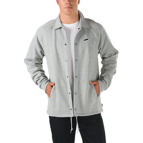 Torrey Fleece Coaches Jacket