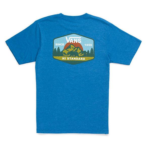 Boys mtn hi standard t shirt shop at vans for Banded bottom shirts canada