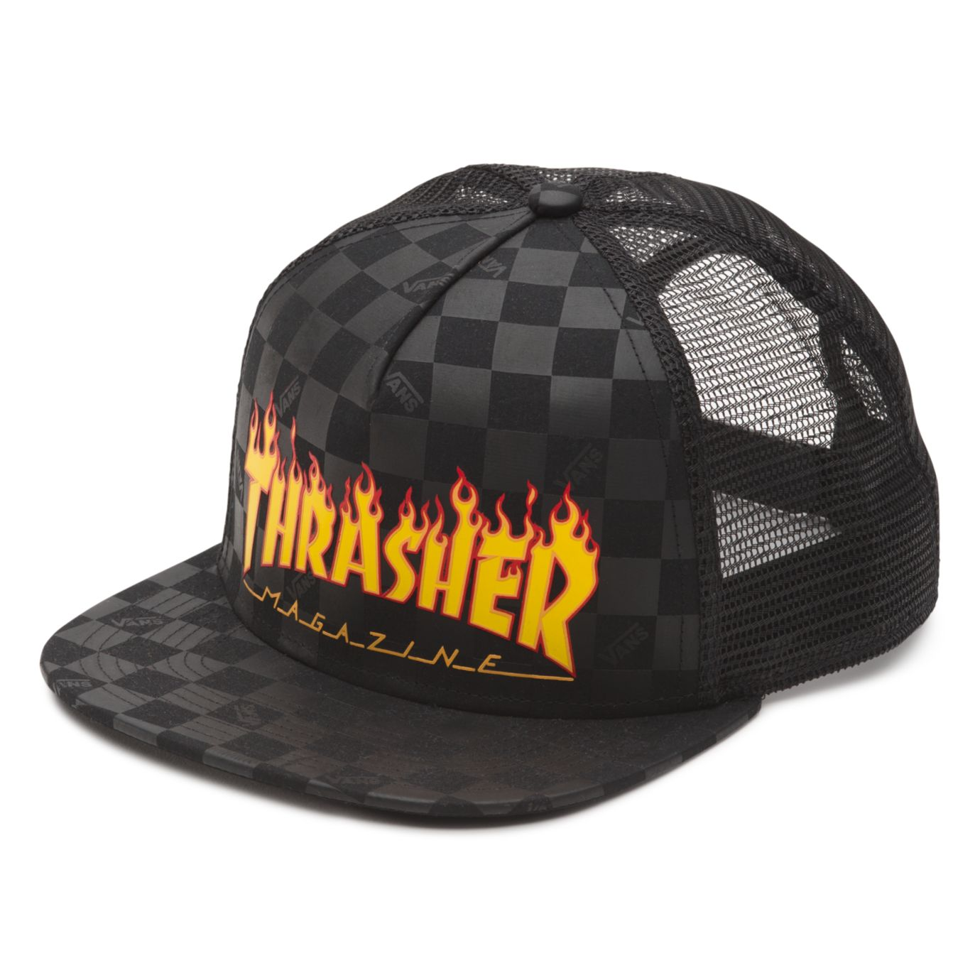68382fd70fa Vans Commemorates Thrasher Magazine s Iconic Flame Motif