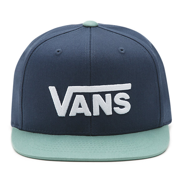 Boys Drop V Snapback Hat