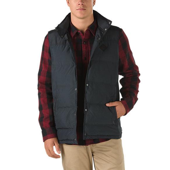 6643715821 Midvale Quilted Vest Jacket