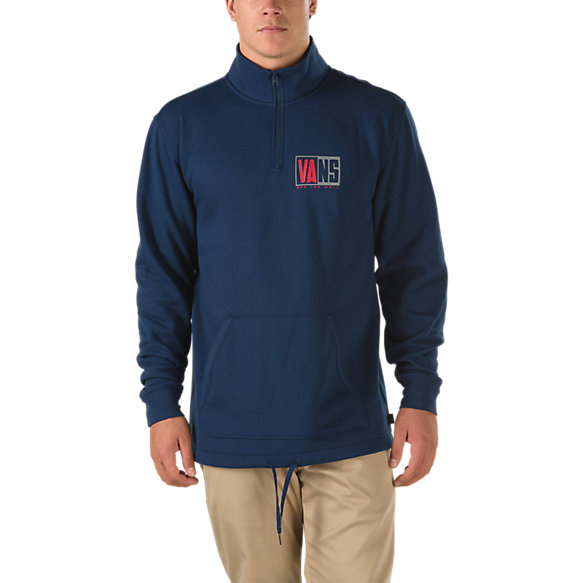 Fifty Fifty Half Zip Pullover
