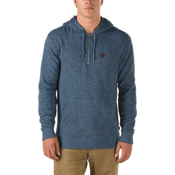 vans hoodie zip men