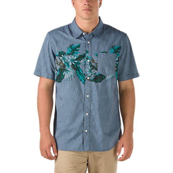 a35742db89 Lo Fi Floral Buttondown Shirt