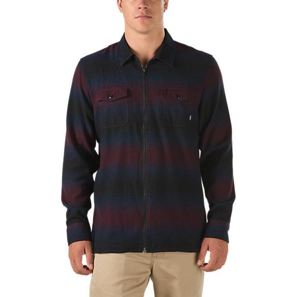 c7c05c9080 Brewster Zip Flannel Shirt