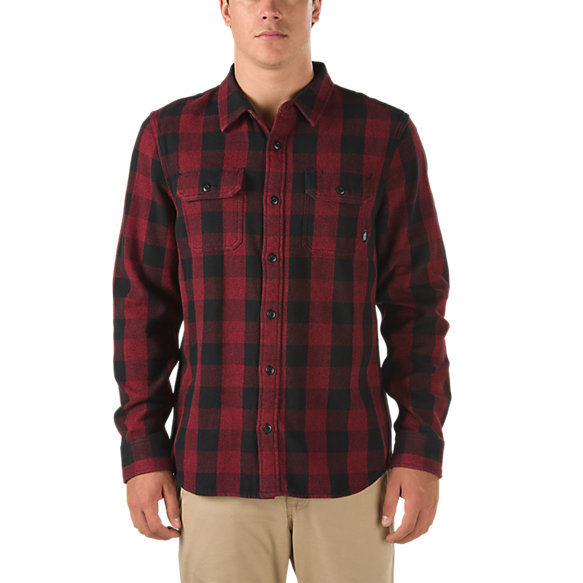 Wisner Flannel Shirt