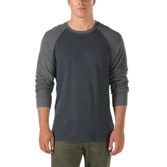 Burdett thermal long sleeve t shirt shop mens t shirts for Thermal t shirt long sleeve