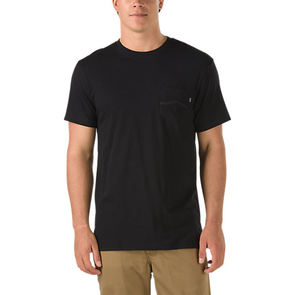 Side Stripe Pocket T-Shirt