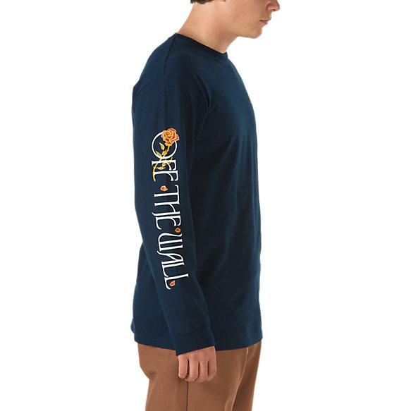 67de560421 Broken Rose Long Sleeve T-Shirt