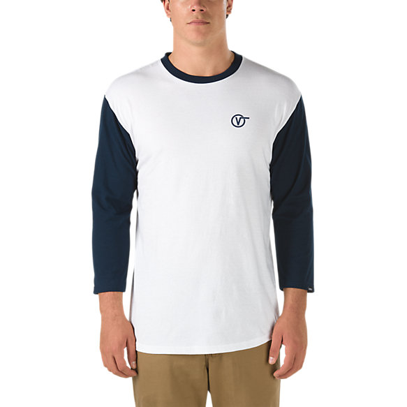 7ef3ea32b82502 Flying V Long Sleeve T-Shirt