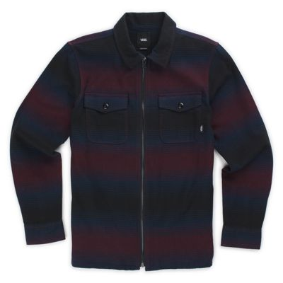 f0252e9728 Boys Brewster Zip Flannel Shirt
