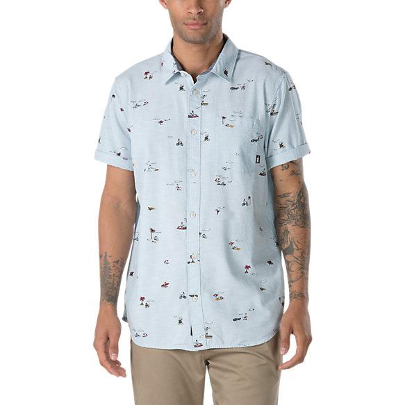 Tres Palmas Buttondown Shirt