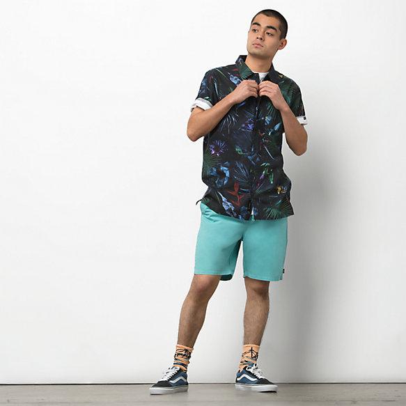 Neo Jungle Buttondown Shirt | Shop Mens Shirts At Vans