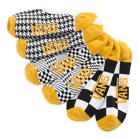 Houndstooth Check Canoodle Socks 3 Pack
