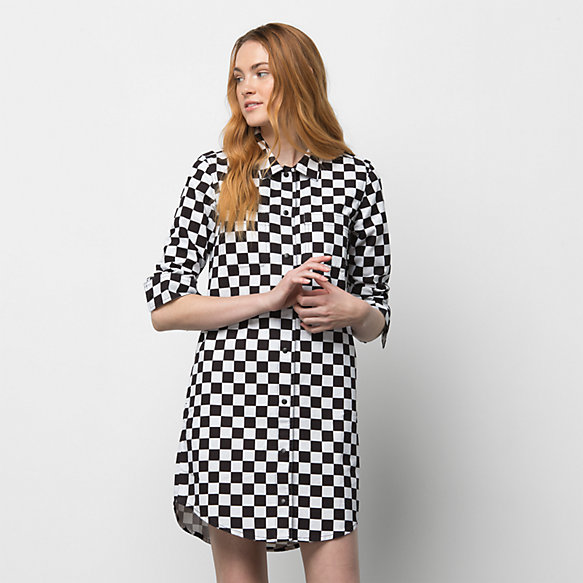 Broadway Check Dress