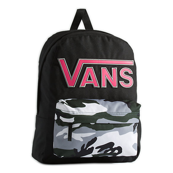 Realm Flying V Camo Backpack