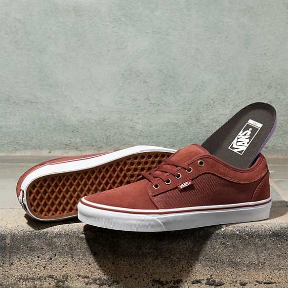 Heavy Twill Chukka Low