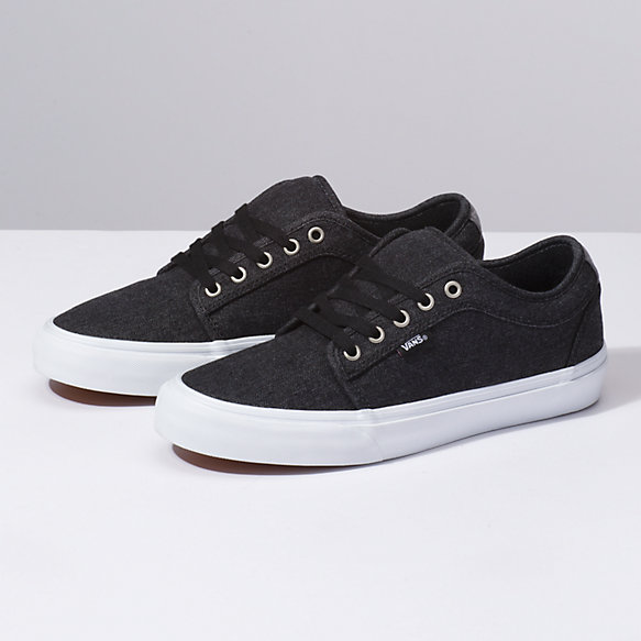 Denim Chukka Low
