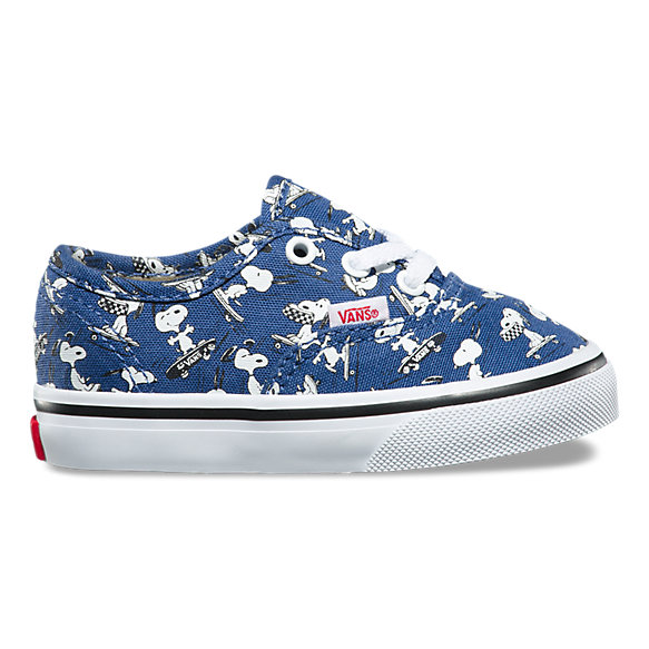 vans peanuts authentic