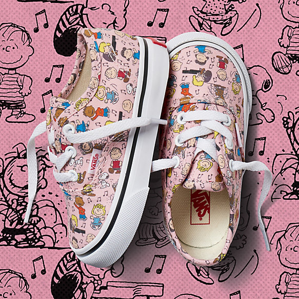 Toddlers Vans x Peanuts Authentic