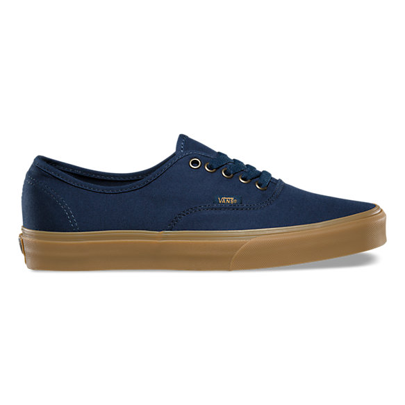 vans authentic blacklight gum