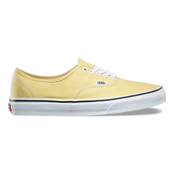 vans the authentic