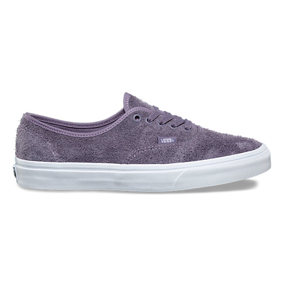 Hairy Suede Authentic