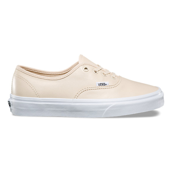 vans white leather authentic nz