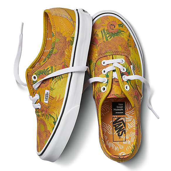 a67b5e2a00 Vans x Vincent Van Gogh Authentic