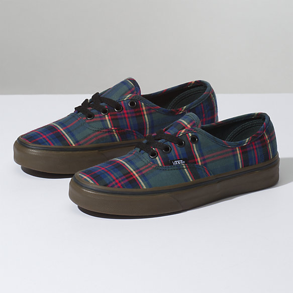 Tartan Gum Authentic | Vans CA Store
