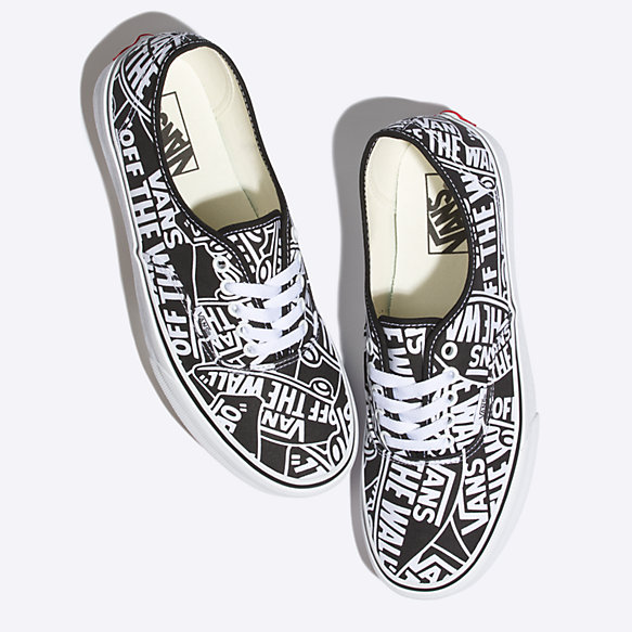 vans authentic otw noir