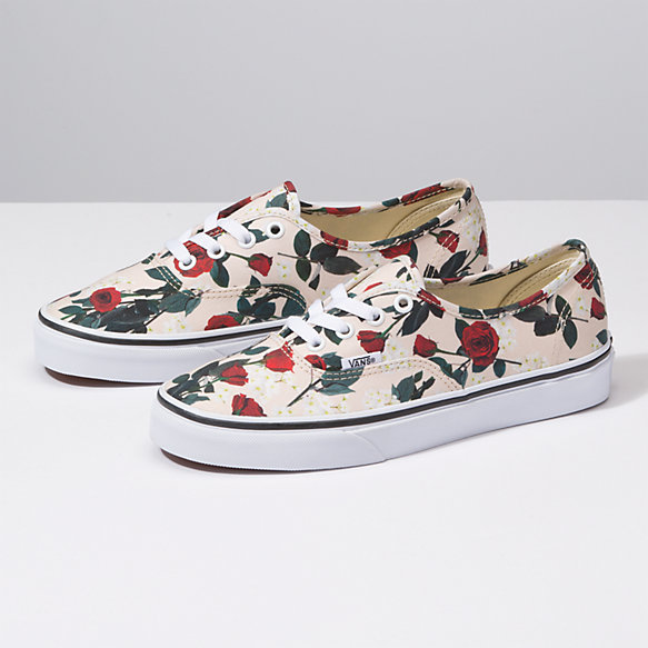 Roses Authentic | Shop At Vans