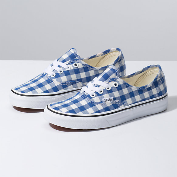 Gingham Authentic | Shop At Vans