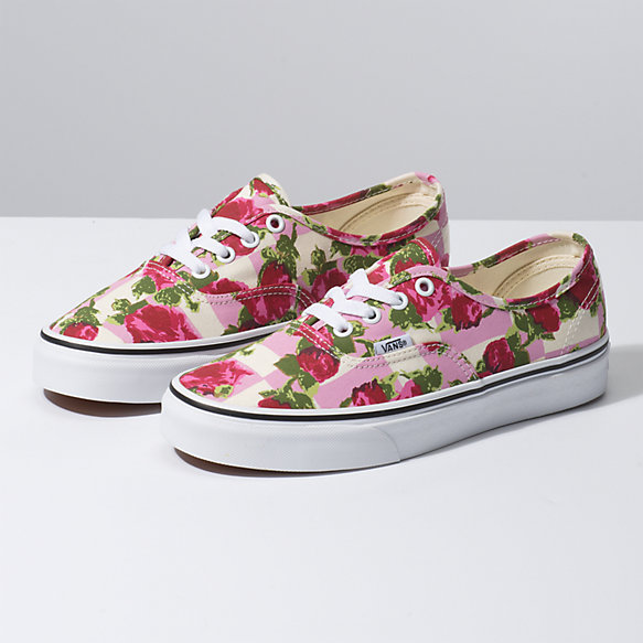 Romantic Floral Authentic