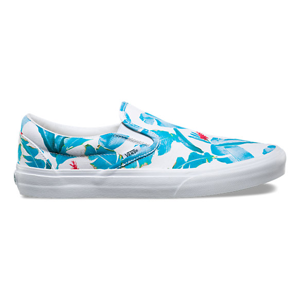 Bonsai Leaf Slip-On