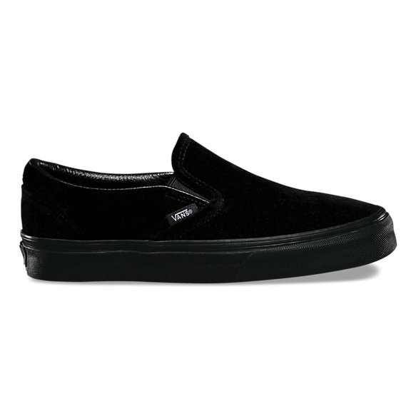 84b289dc496 Velvet Slip-On. Share Your Style