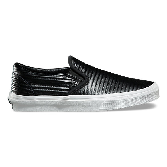 Moto Leather Slip-On